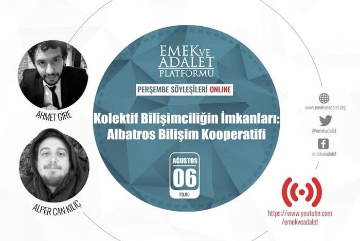 06/08/2020 Emek ve Adalet Platformu Söyleşisi