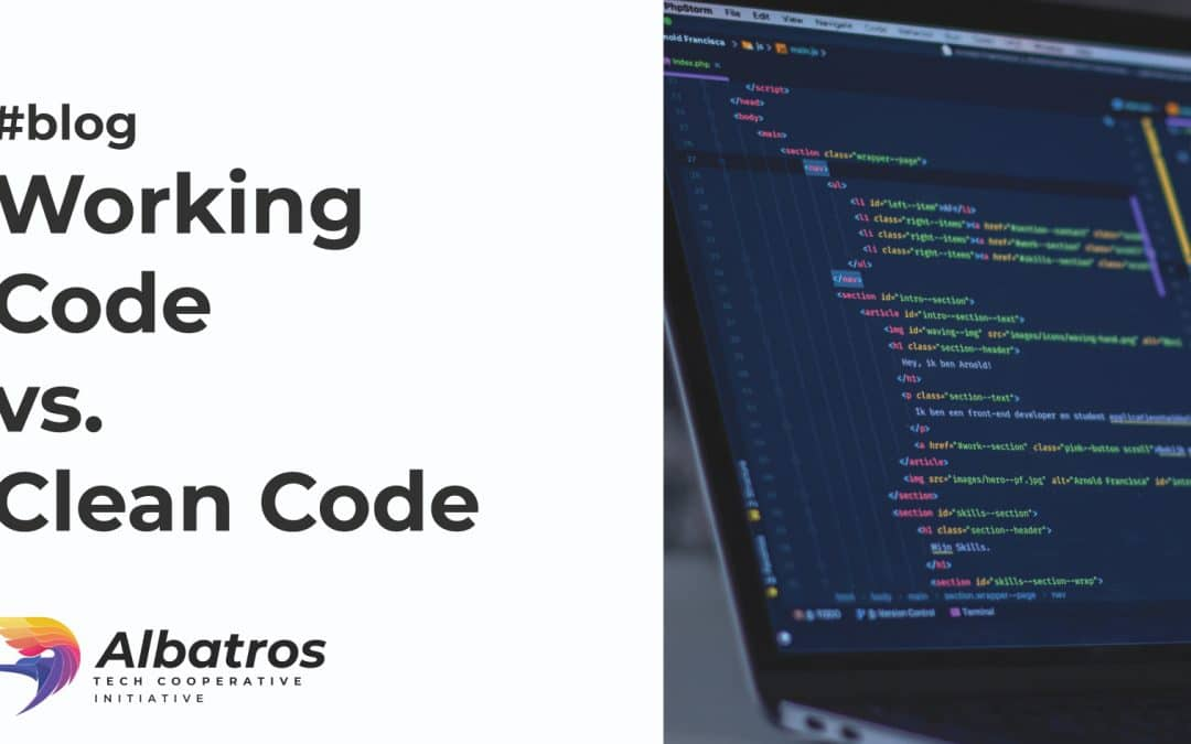 Working Code vs. Clean Code